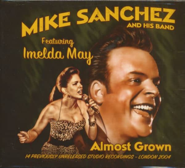 Almost Grown - Featuring Imelda May (CD)