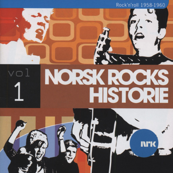 Norsk Rock Historie - Rock & Roll 1958-60