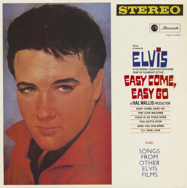 Easy Come, Easy Go (LP)