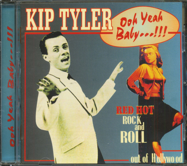 Ooh Yeah Baby...!!! Red Hot Rock And Roll From Hollywood (CD)