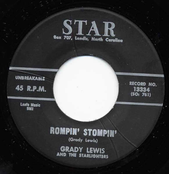 Rompin Stompin - Sad Story (7inch, 45rpm)