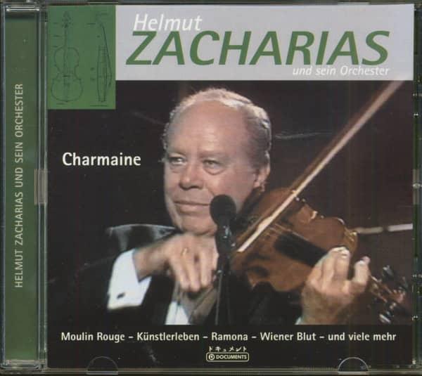 Helmut Zacharias und sein Orchester - Charmaine (CD)