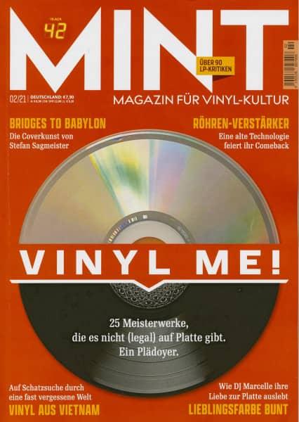 Mint Magazin #42, 02/21