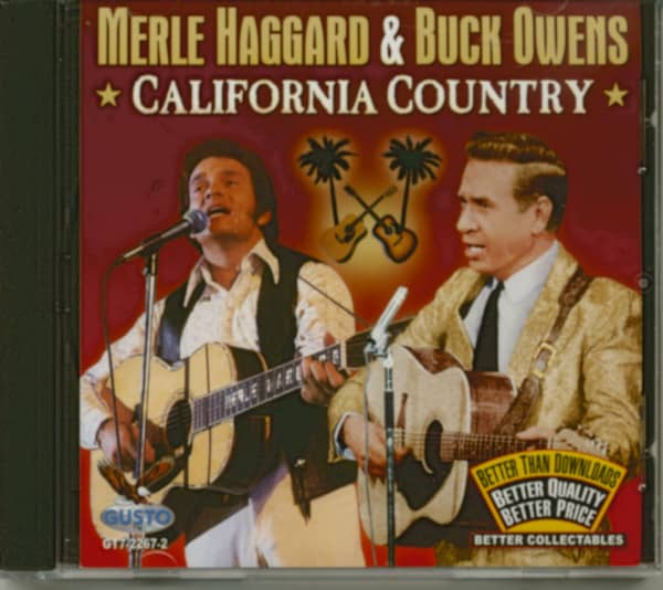 California Country (CD)