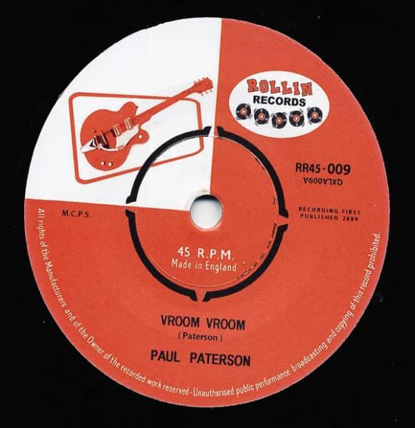Vroom Vroom - Feelin' Good 7inch, 45rpm, SC
