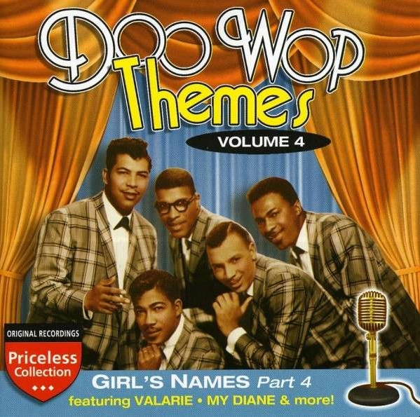 Vol.4, Girl's Names - Doo Wop Themes Vol.4