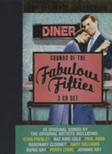 Sounds Of The Fabulous Fifties (3-CD)