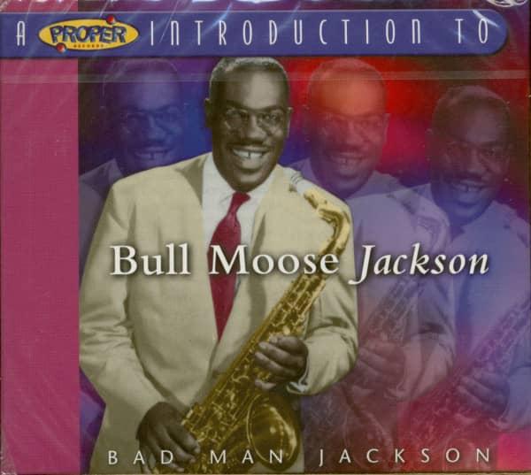 Bad Man Jackson (CD)