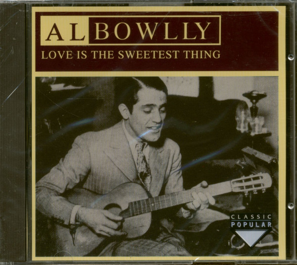 Love Is The Sweetest Thing (CD)