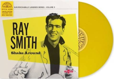 Shake Around (LP, 10inch, Ltd.)