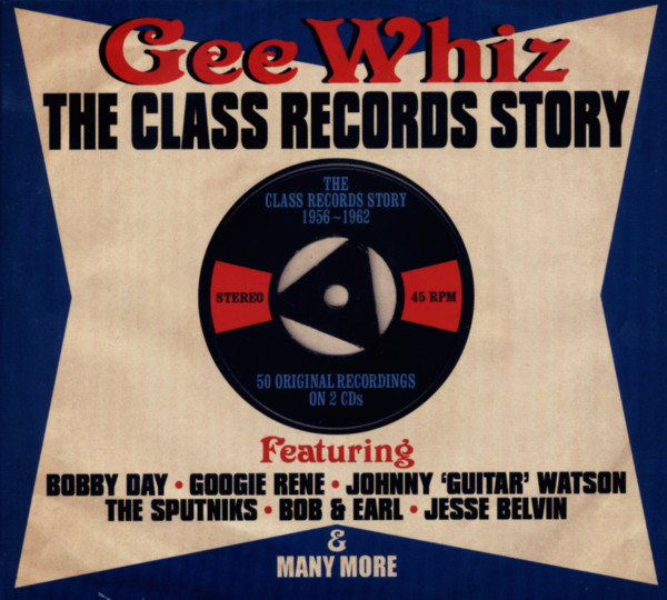Gee Whiz - The Class Records Story (2-CD)