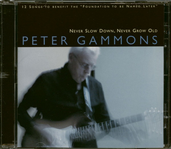 Never Slow Down, Never Grow Old (CD)