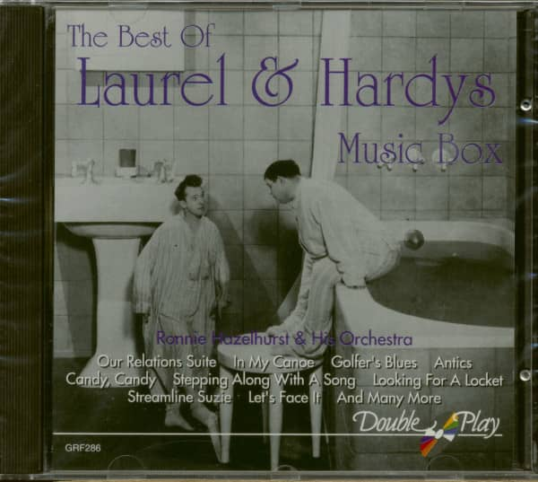 The Best Of Laurel & Hardys Music Box (CD)