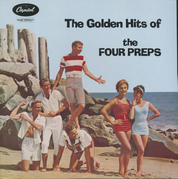 The Golden Hits Of The Four Preps (LP)
