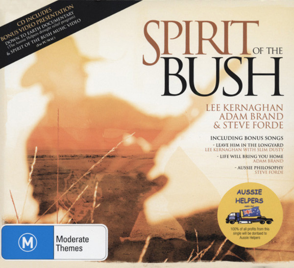 Spirit Of The Bush - enhanced Maxi CD