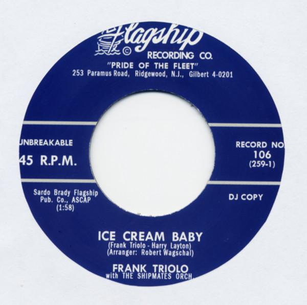 Ice Cream Baby - Pretty Little Woman (7inch, 45rpm)