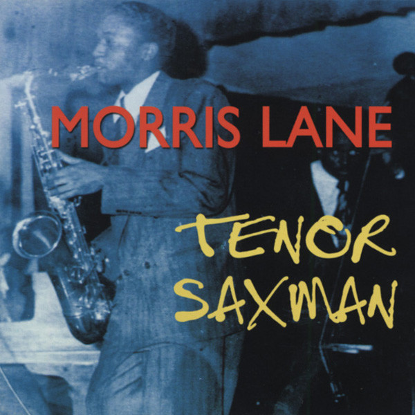 Tenor Sax Man