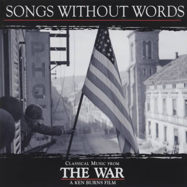 Songs Without Words - Ken Burns Documentation Soundtrack