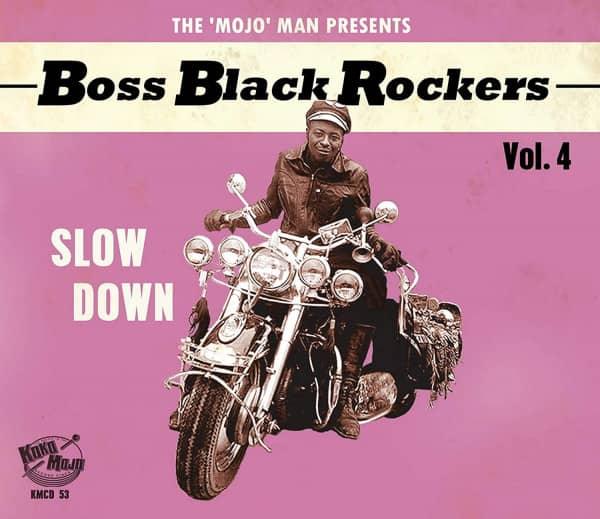 Boss Black Rockers Vol.4 - Slow Down (CD)
