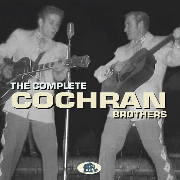 The Complete Cochran Brothers (CD)