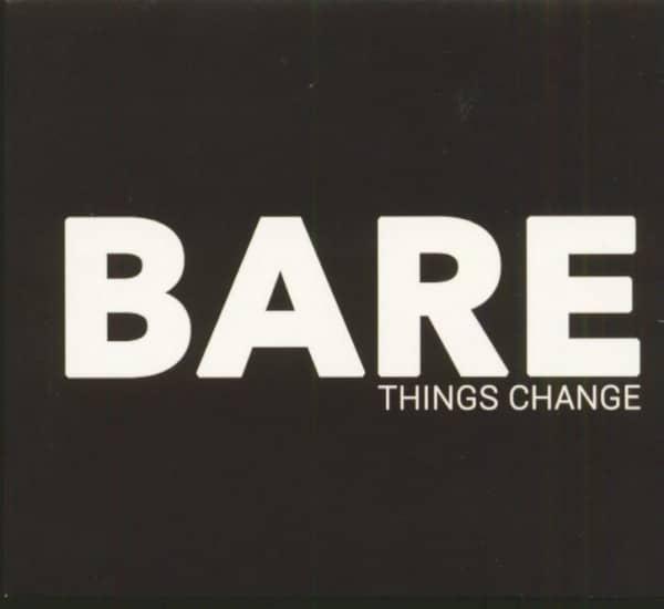 Things Change (CD)