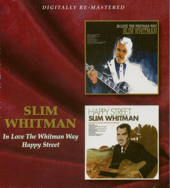 In Love The Whitman Way - Happy Street (CD)