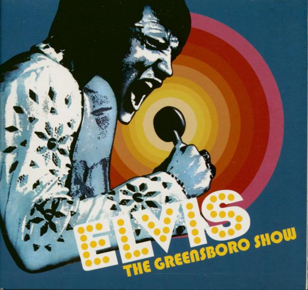 The Greensboro Show (CD)