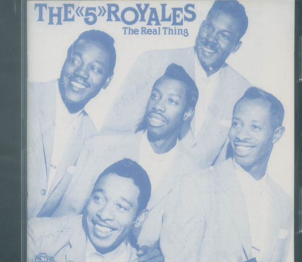 Five Royales (CD)