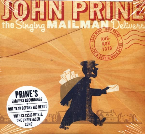 The Singing Mailman Delivers - Early (2-CD)