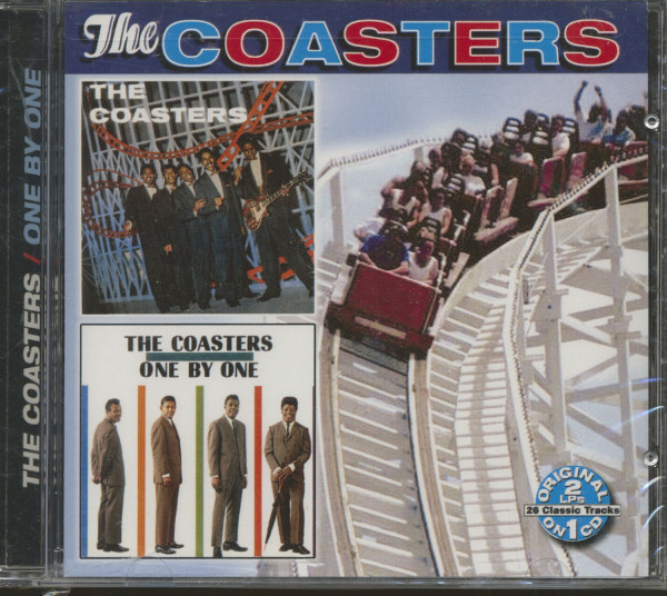 The Coasters - One By One (CD)