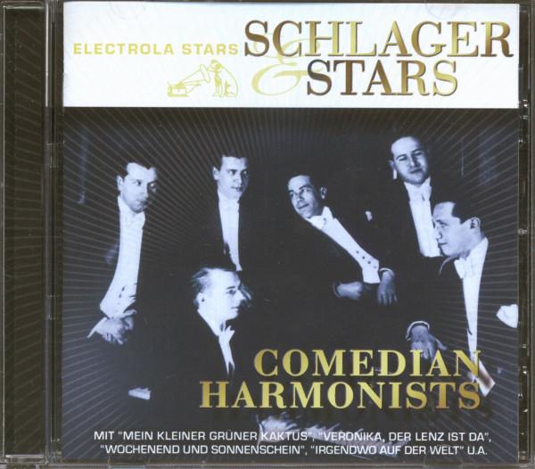 Electrola Stars - Die Comedian Harmonists (CD)