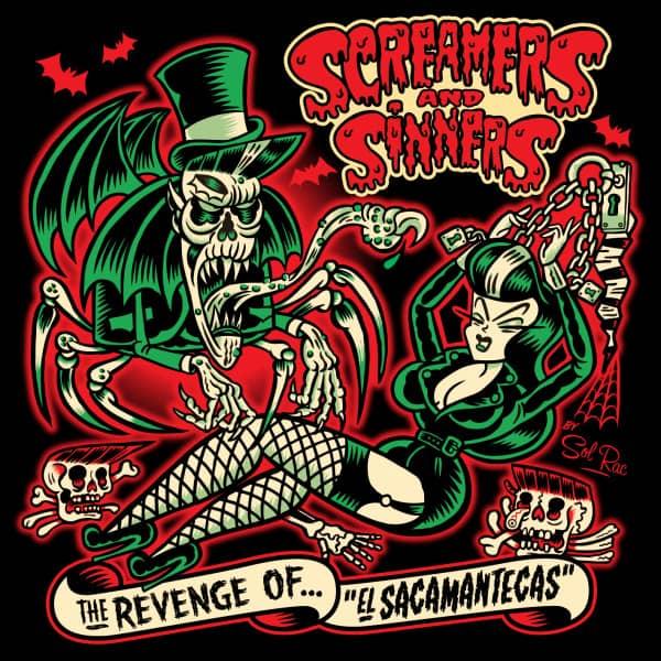 The Revenge Of 'El Sacamantecas' (LP & CD)