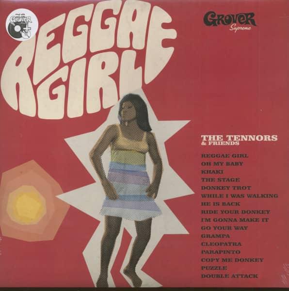 Reggae Girl (LP & CD)