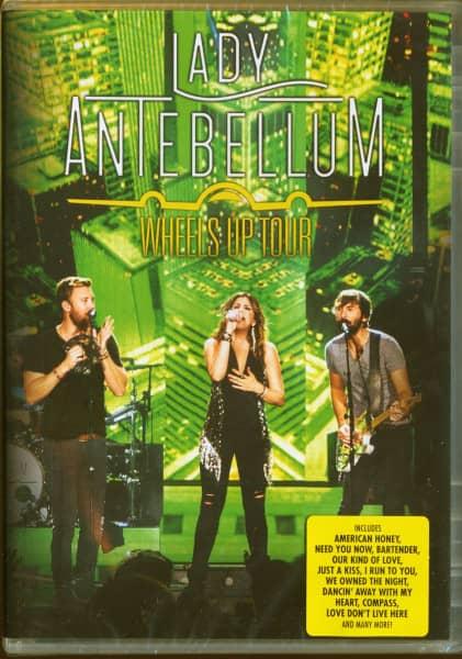 Wheels Up Tour 2015 (DVD)