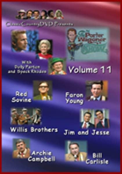 Vol.11, Porter Wagoner Show - Faron Young a.o.