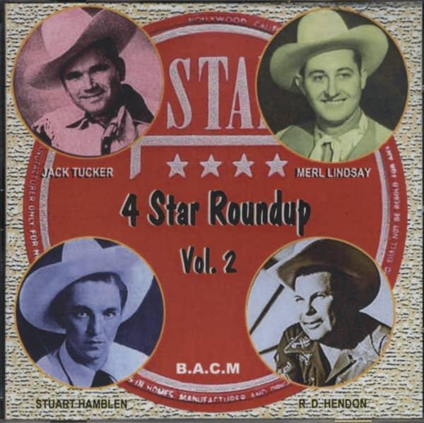 4 Star Roundup Vol.2