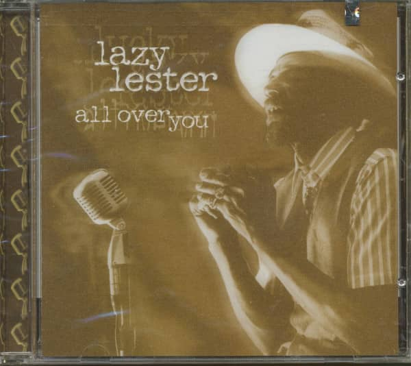 All Over You (CD)