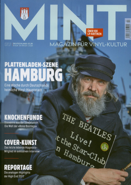 Mint Magazin #13 (07-17)