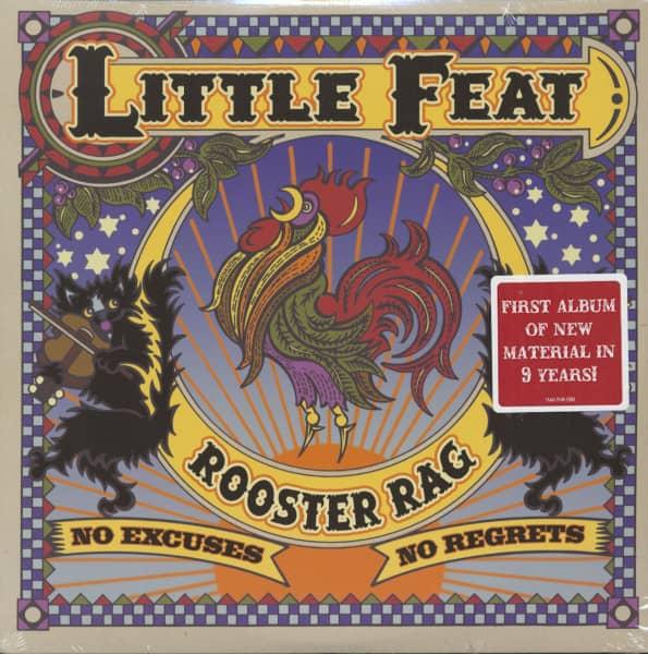 Rooster Rag (2-LP, 180g Vinyl)