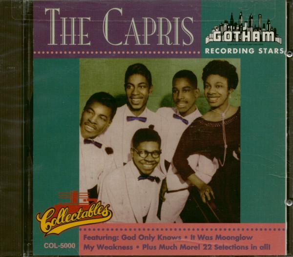 Capris - Gotham Recording Stars