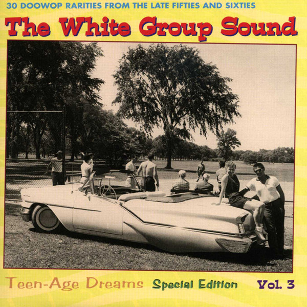 Vol.3, The White Group Sound - Teenage Dreams