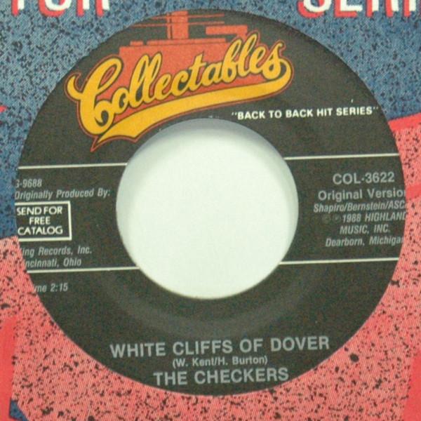 White Cliffs Of Dover b-w Don't Stop Dan 7inch, 45rpm