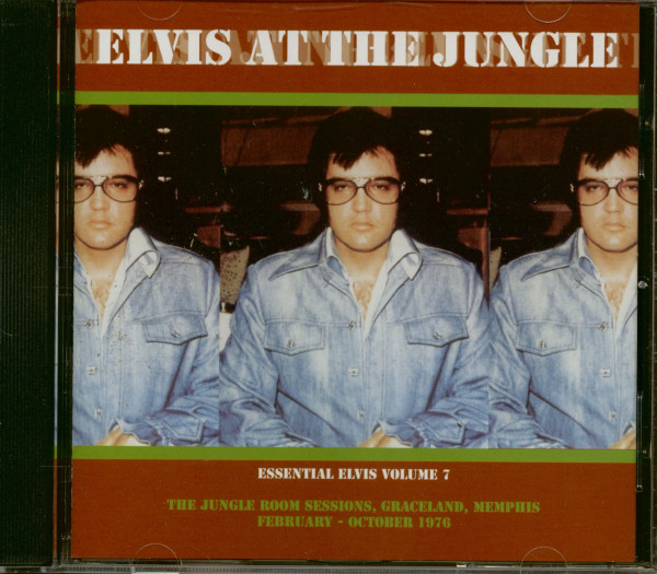 Elvis At The Jungle (CD)