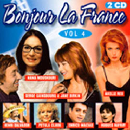 Bonjour La France Vol.4 (2-CD)