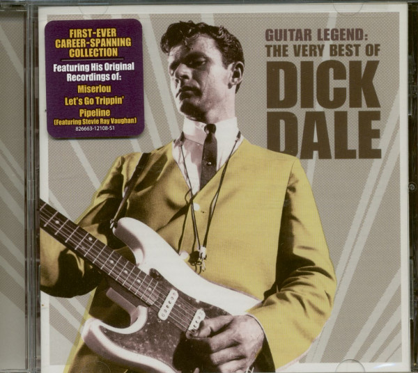 Guitar Legend: The Very Best Of Dick Dale (CD)