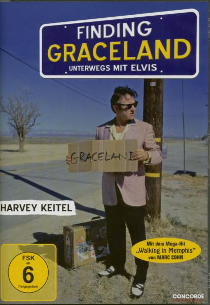 Finding Graceland - Unterwegs Mit Elvis (DVD)