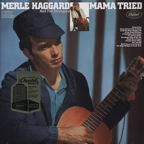 Mama Tried - 180g Vinyl - Limited Edition