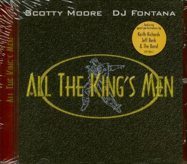 All The King's Men (CD)