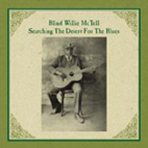 Searching The Desert For The Blues (2-LP)