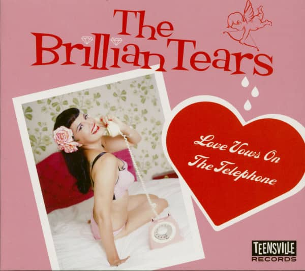 Love Vows On The Telephone (CD)